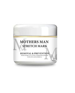 Stretch Mark Removal & Prevention 100 gm - Mothers Man