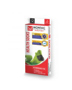Anti-bacterial Diabetic Cooling Socks- Montac