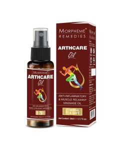 Arthcare Pain Relief Oil - Morpheme Remedies