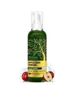 Apple Cider Vinegar - Oil Control Face Wash (120 ml) - Morpheme Remedies