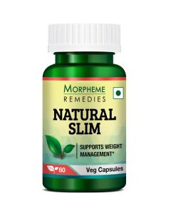 Garcinia Natural Slim (60 Capsules) - Morpheme Remedies