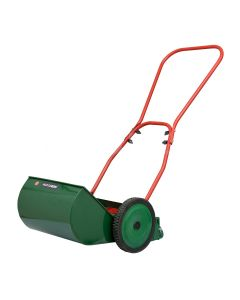 Manual Lawn Mower with 12 inch Side Wheel (MSW12) - Max Green