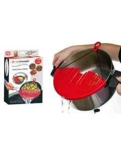 Multi Functional Expandable Strainer