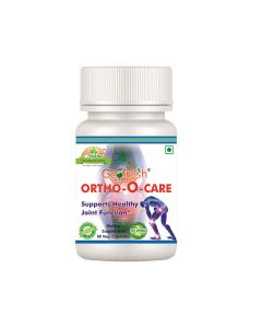 Natural Ortho-O-Care Capsules (60 Capsules) - Geofresh