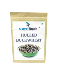 Buckwheat Groats Hulled - NutriBuck