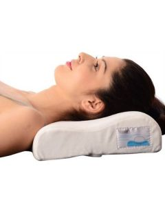 New Contoured Memory Foam Pillow - Vissco