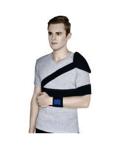 New Elastic Shoulder Immobilizer - Vissco