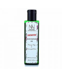 Hair Repair Oil with Cold Pressed Onion (200 ml) - NN Naturals Homemade Skincare