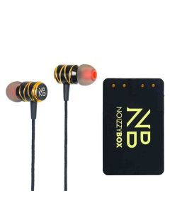 Wired Headphones with Mic and Pocket MP3 Player - Noizzy Box