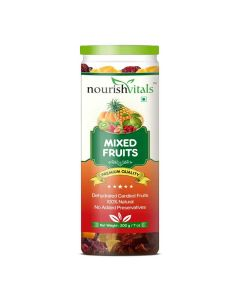 Health Mix - Dried Fruits and Dry Fruits (200 gm) - Nourish Vitals