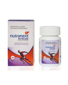 NutriCare Dietary Supplement (60 Tablets) - Nutranext