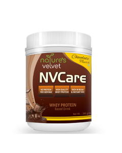 NVCare Whey Protein Based Drink (300 gm) - Natures Velvet