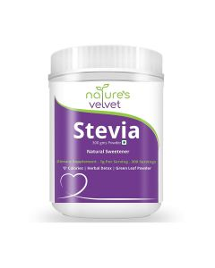 Stevia Leaf Powder - Natures Velvet