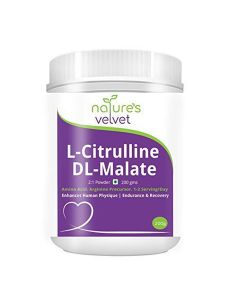 Citrulline Malate Powder (200 gm) - Natures Velvet