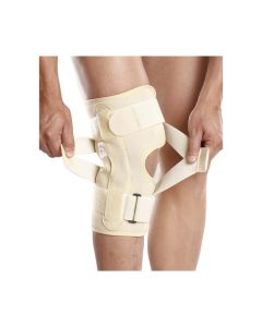 OA Knee Support Neoprene Right Varus  Left Valgus - Tynor