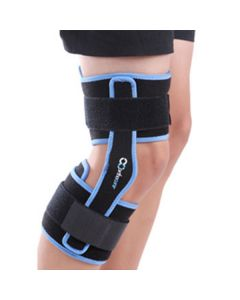 Adjustable Hinged Knee Support Brace - Ortho Cura