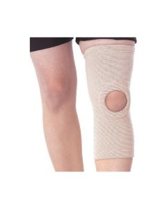 Open Patella Knee Cap - Flamingo