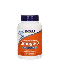 Omega 3 (1000 mg) - NOW Foods