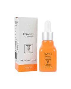 Rosemary Pure Essential Oil (15 ml) - Omved