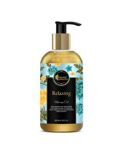 Relaxing Body Massage Oil For Pain Relief (200 ml) - Oriental Botanics