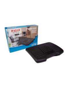 Ergonomic Angle Footrest With Roller - Palo