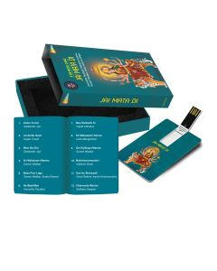 Jai Mata Di - 320 Kbps MP3 Audio (Hindi 8GB Music Card) - Shemaroo