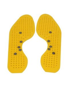 Magnetic Shoe Sole with Sujok Ring & Reflexology Chart - Perfect Magnets