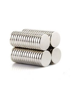 Nickel Coated Refrigerator Magnets (Pack of 30) - Perfect Magnets