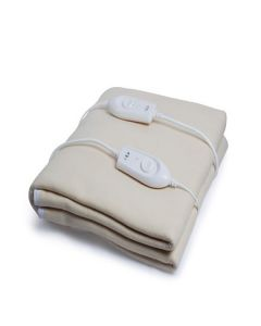 Polar Fleece Under Blanket Warmer Double Bed - Expressions