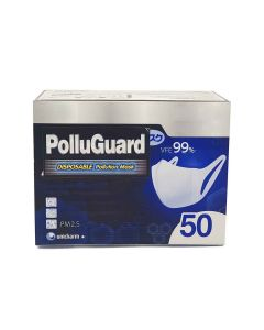 polluguard disposable pollution mask
