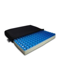 Pressure Relieving Seat Cushion - Dual Layer - Kosmocare