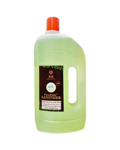 Pure and Safe Alcohol-based Instant Hand Sanitizer - Khadi Essentials