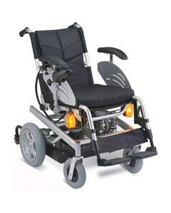 Electric Wheelchair with Recliner (PW-01) - Aaram