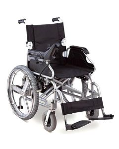Foldable Electric Wheelchair (PW-02) - Aaram