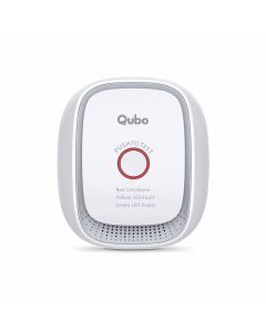 Smart Gas Sensor with Instant LPG, PNG Leakage Detection & Smart Notifications - ZigBee Enabled - Qubo