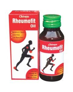 Rheumofit Oil (100 ml And 50 ml) - Chirayu Pharmaceuticals