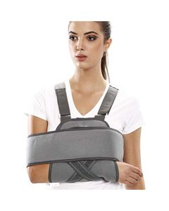 Shoulder Immobilizer With Sling (Universal) - Kudize