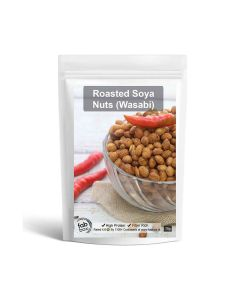 Roasted Soya Nuts Wasabi Pack of 2 - Fabbox