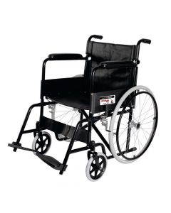 Rodeo Plus Wheelchair with Spoke Wheel - Vissco