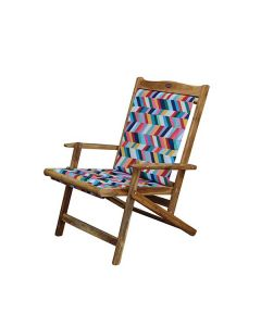 Low Back Folding Chair - Royal Bharat