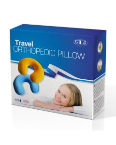 Memory Foam Travel Orthopaedic Pillow - KosmoCare