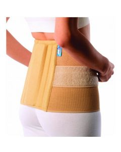 Sacro Lumbar Belt 12 Back Double Strap - Vissco