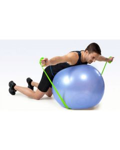 Gym Ball (With Foot Pump) - Sanctband