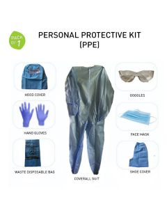 Improvised Personal Protective Equipment Kit - Softouch