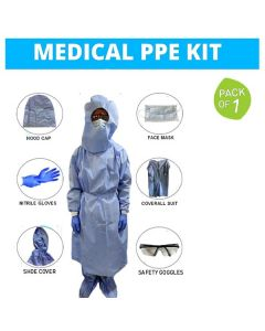 Improvised Personal Protective Equipment Kit - Sterimed