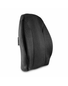 Orthopaedic Memory Foam Lumbar Backrest for Back Support - The White Willow