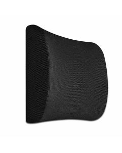 Urban Voyager Lumbar Memory Foam Backrest Comfort Cushion - The White Willow