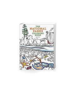 The National Parks Coloring Book - IBD