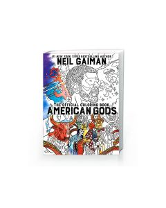 American Gods - The Official Coloring Book - IBD