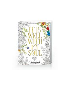 It is Well with My Soul (Coloring Book) - IBD